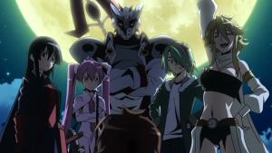 Tatsumi meets the Night Raid