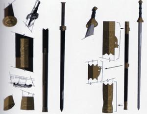 Meteor Sword