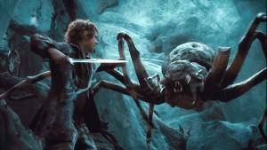 bilbo vs spider