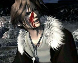 Squall in combat