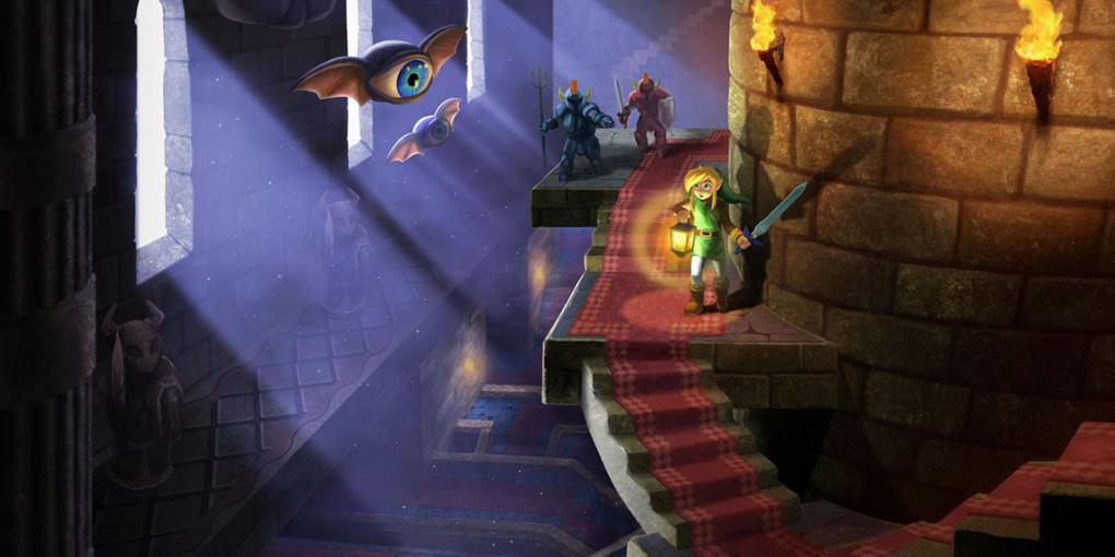 link in castle