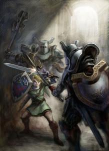 link vs warrior