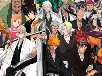 bleach charaters