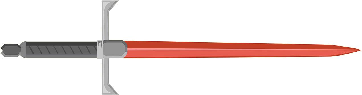 Lightbringer, Red Sword of Heroes