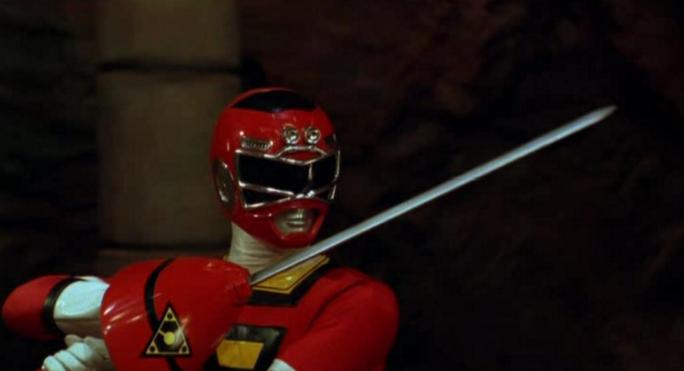 red turbo lightning sword